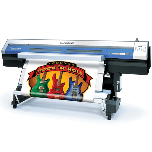 "54"" ROLAND SOLJET Pro III XC-540 Eco-Solvent Inkjet Large Format 12-Colour Printer/Cutter REPOSSESSED"
