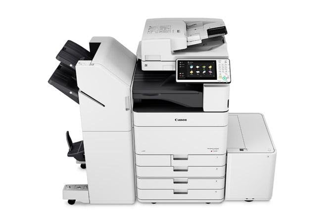 REPOSSESSED Color Laser Multifunction Canon imageRUNNER ADVANCE C5560i Printer Copier Scanner