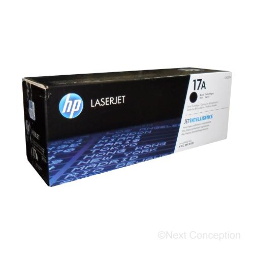 Absolute Toner CF217A HP #17A BLK TONER FOR LJ PRO M102W/M103FW Original HP Cartridges