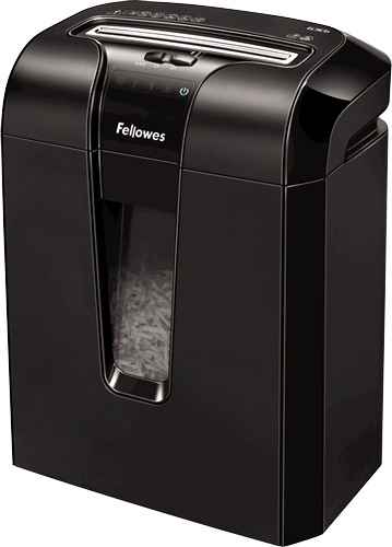 Absolute Toner Fellowes Powershred 63CB Cross-Cut Paper Shredder Shredders