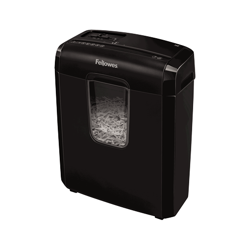Absolute Toner Fellowes Powershred 6C Cross-Cut Shredder Shredders