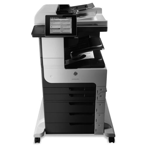 Absolute Toner $ 45 / Month Hp Laserjet Enterprise M725f Multifunction Laser Printer - Monochrome 11x17 Lease 2 Own Copiers