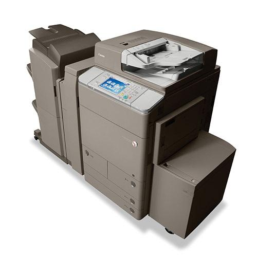 Absolute Toner Canon ImageRUNNER ADVANCE C7270 high volume performance multi functional Copier Office Copiers In Warehouse