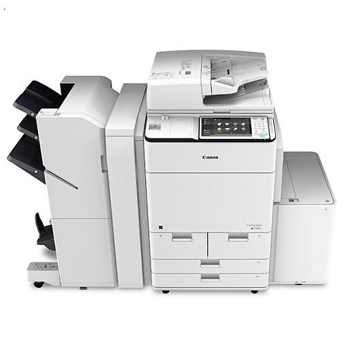 Absolute Toner Canon ImageRUNNER ADVANCE C7565i Colour Multifunctional Printer Photocopier Scanner Office Copiers In Warehouse
