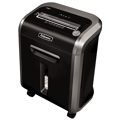 Absolute Toner Fellowes Powershred 79 Ci Jam-Proof Cross Cut Paper Shredder Shredders