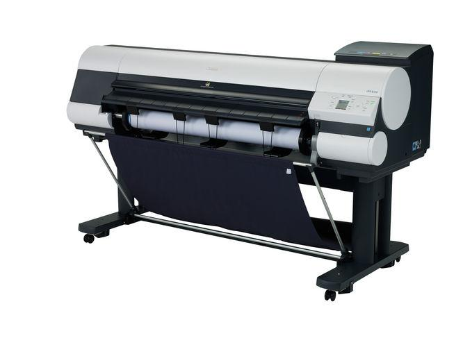 "Lease To Own: Canon 44"" ImagePROGRAF iPF830 Graphic Color Large Format Printer"