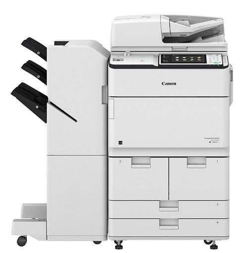 Canon ImageRUNNER ADVANCE 8595i High Performance Black and White Printer Copier Scanner