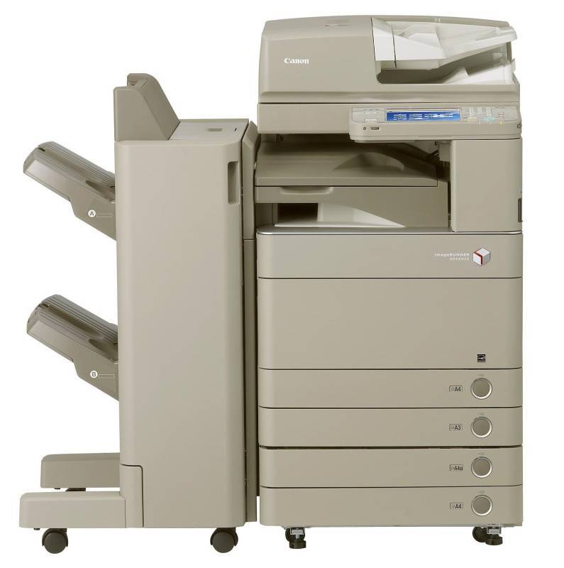Absolute Toner $45/month Canon imageRUNNER ADVANCE C5035 5035 IRAC5035 Office Color Copier Printer Scanner 11x17 12x18 Lease 2 Own Copiers