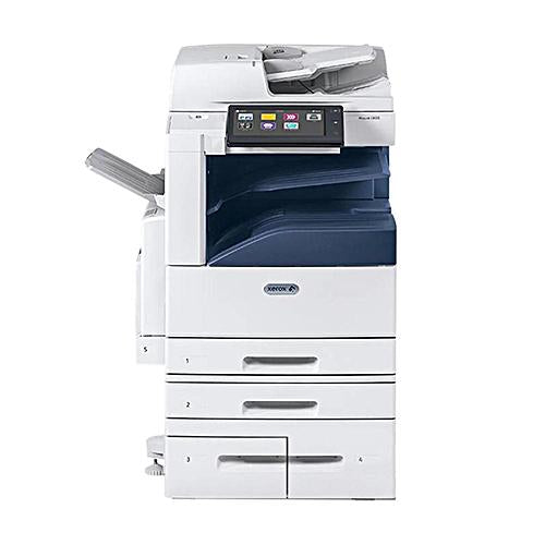 Absolute Toner Xerox Altalink C8055 Color Full Size Floor Stand Multifunctional Printer Copier, Scanner, 11x17, 12x18, Scan 2 email - $85/Month Showroom Color Copiers