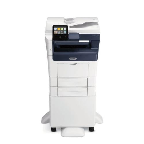 Absolute Toner $17.95/month - Xerox Versalink B405 Monochrome Multifunction Printer Office Copier Scanner - ONLY 616 Pages Printed Laser Printer