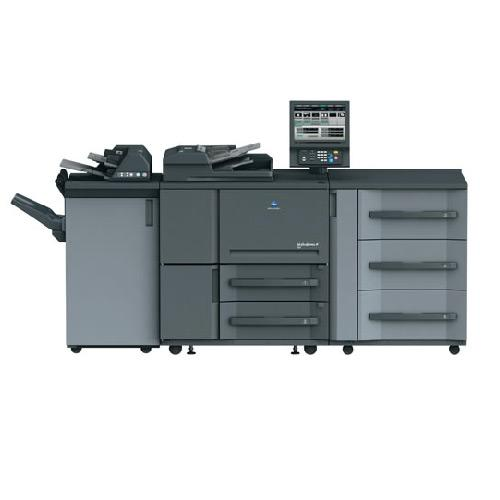 Absolute Toner $135/month - Konica Minolta Bizhub PRO 951 Black and White Digital Printing Press Copy machine High Speed 95 PPM Office Copiers In Warehouse