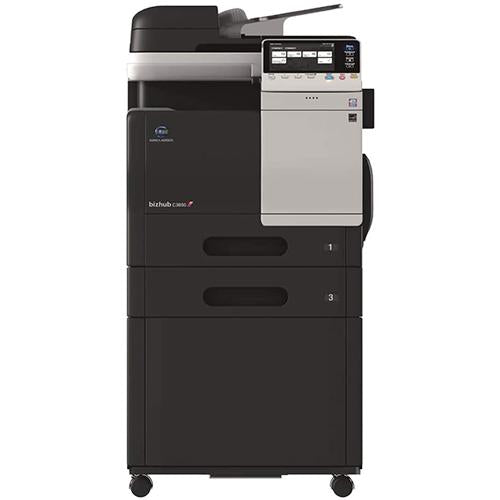 Absolute Toner Konica Minolta BizHub C3350 Low count Color Multifunction Laser Printer - $35/month Laser Printer