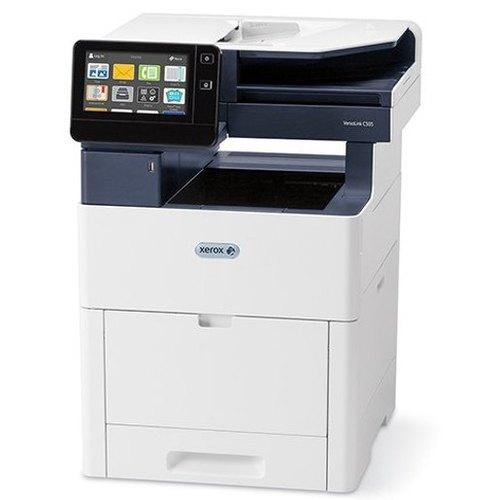 Absolute Toner Xerox Versalink C505 Color Multifunctional Printer Copier Scanner, 2 trys + Cabinet For Office - $45/Month Showroom Color Copiers