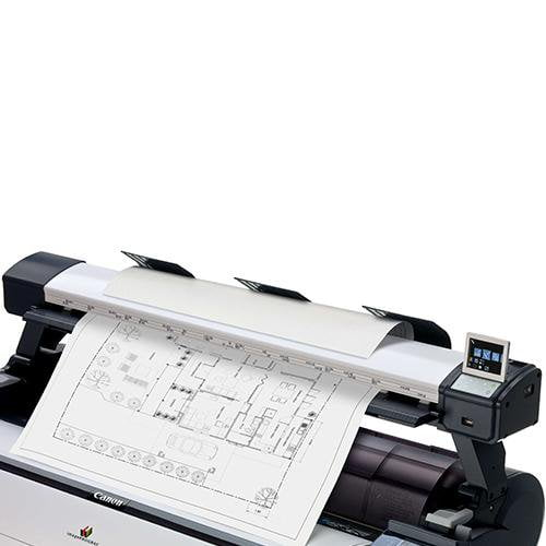 "Absolute Toner DEMO UNIT Canon 36"" Scanner L36 Large Format Printer"
