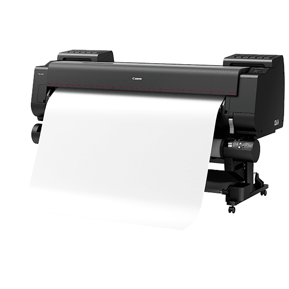 "Lease To Own: Canon 44"" ImagePROGRAF PRO-6000 Graphic Color Large Format Printer"