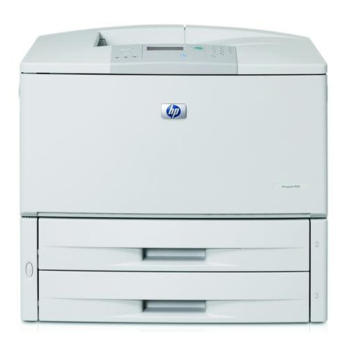 HP LaserJet 9050DN Black and white Multifunction Printer - Pre-owned
