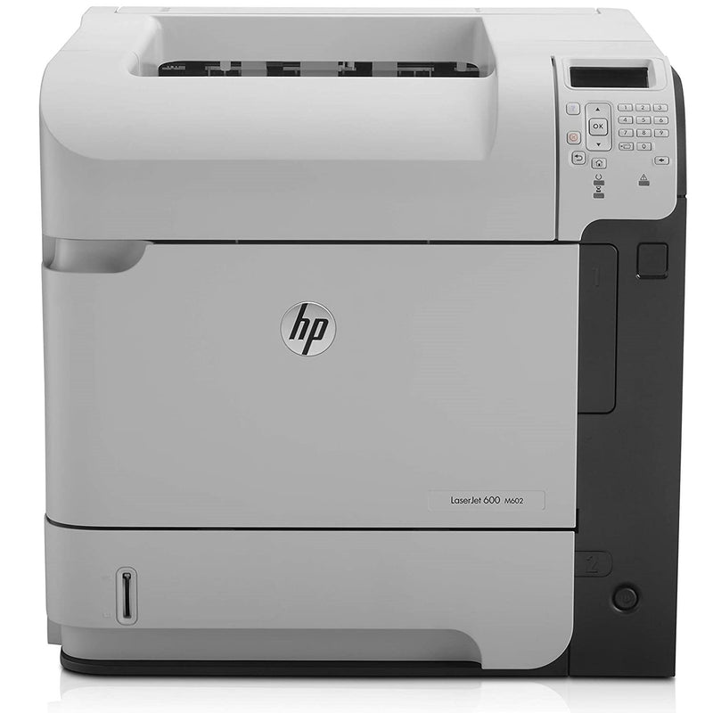 Absolute Toner HP LaserJet Enterprise 600 M602 (CE992A) Monochrome Laser Printer For Office Use | Black & White Laser Printer Showroom Monochrome Copiers