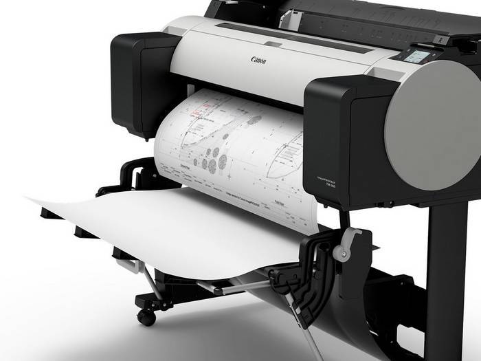 "Absolute Toner $99.95/mo. Canon imagePROGRAF TM-300 36"" Plotter-Large Format Printer Large Format Printer"