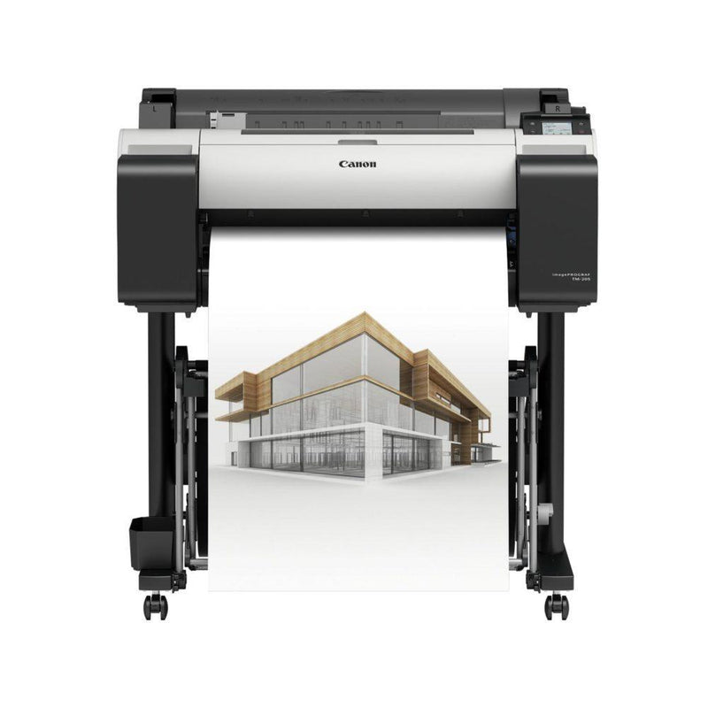 "Absolute Toner $64.83/mo. Canon ImagePROGRAF TM-205 24"" Plotter-Large Format Printer Large Format Printer"