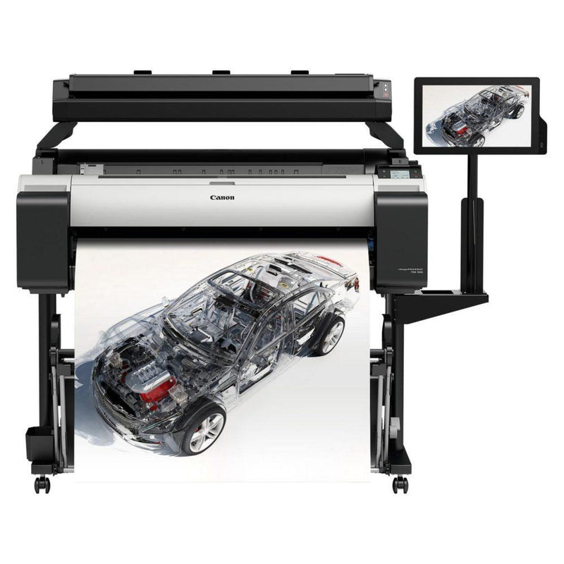 "Absolute Toner $184.92/mo Canon ImagePROGRAF TM-305 MFP T36 36"" Large Format Printer Large Format Printer"