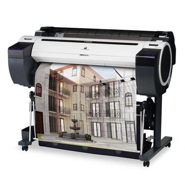Lease To Own: Canon ImagePROGRAF iPF785 Graphic Color Large Format Printer with Scanner