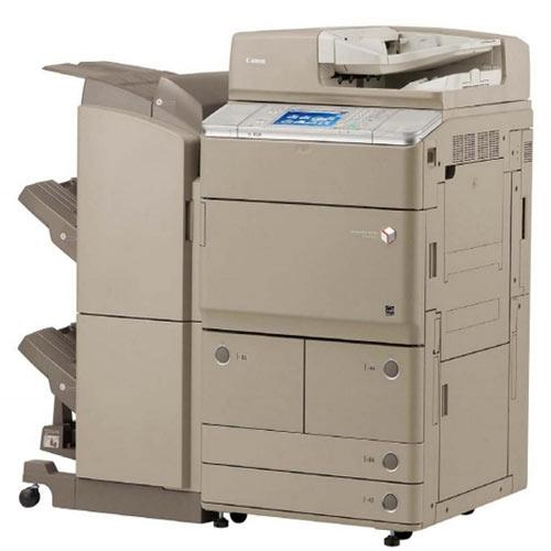 Absolute Toner Pre-owned Canon ImageRUNNER ADVANCE IRA 6055 B/W Multifunction Printer Copier Color Scanner 11x17 12x18 Office Copiers In Warehouse
