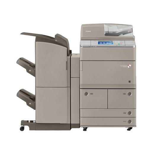 Absolute Toner REPOSSESSED Canon ImageRUNNER ADVANCE IRA 6275 Monochrome Printer Copier Color Scanner 11x17 12x18 Office Copiers In Warehouse