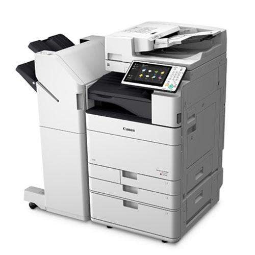 REPOSSESSED NEWER MODEL Canon imageRUNNER Advance C5535 C5535i Color Multifunction Printer Copier