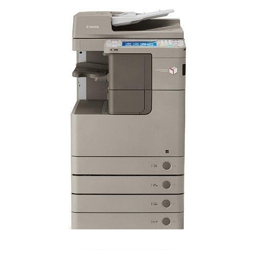 Absolute Toner Canon IRA4245 Black & White Multifunction Printer, Copier, Scanner, 11 x 17 For Office | Monochrome imageRUNNER ADVANCE 4245 - $42/Month Showroom Monochrome Copiers