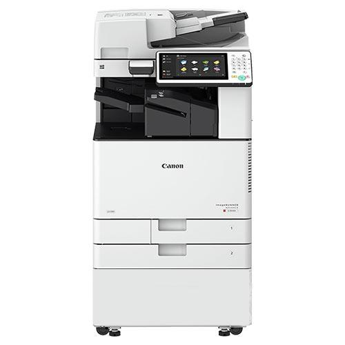 Absolute Toner CURRENT MODEL Canon imageRUNNER Advance C3525 C3525i Colour Multifunction Printer 11x17 - REPOSSESSED Office Copiers In Warehouse