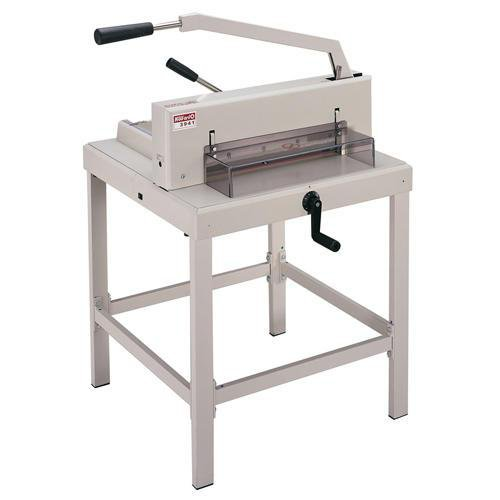 "16.9"" KW-Trio 3941 Manual Heavy Duty Paper Guillotine Trimmer Cutter"