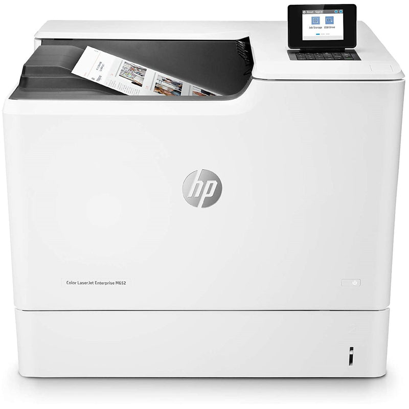 Absolute Toner HP Color LaserJet Enterprise M652dn Color Laser printer (J7Z99A) For Office Use - $17.50/Month Showroom Color Copiers