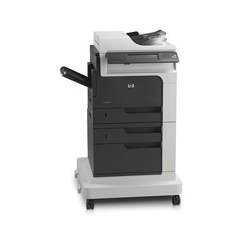 REPOSSESSED 1K - $47/Month Only - HP LaserJet Enterprise M4555 MFP Monochrome Laser Printer