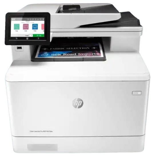 Absolute Toner HP LaserJet Pro MFP M479dw (W1A77A) Color Multifunction Laser Printer, Copier, Scanner For Office - $17/Month with 6 Extra Toner Cartridges Showroom Color Copiers