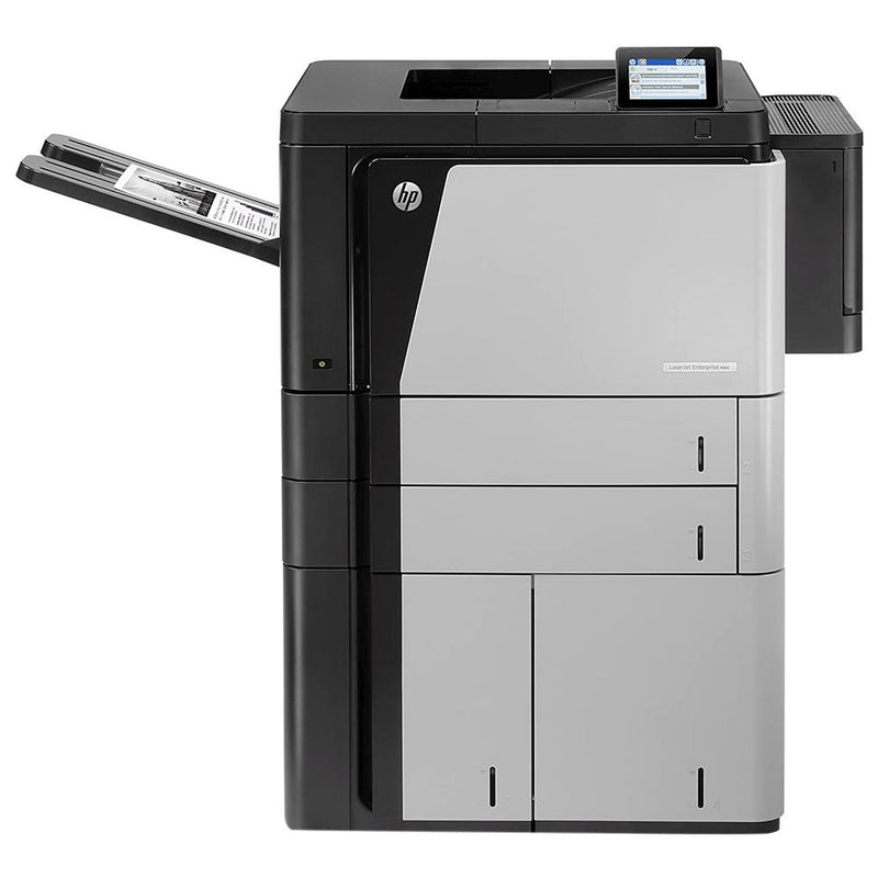 Absolute Toner HP LaserJet Enterprise M806x Full Size Monochrome Multifunction Laser Printer, 11x17 | Black & White Laser Printer - $49.95/Month Showroom Monochrome Copiers