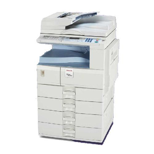 Absolute Toner Ricoh Aficio MP C2550 Colour Copier 11x17 Printer Scanner Fax Pre Owned Office Copiers In Warehouse