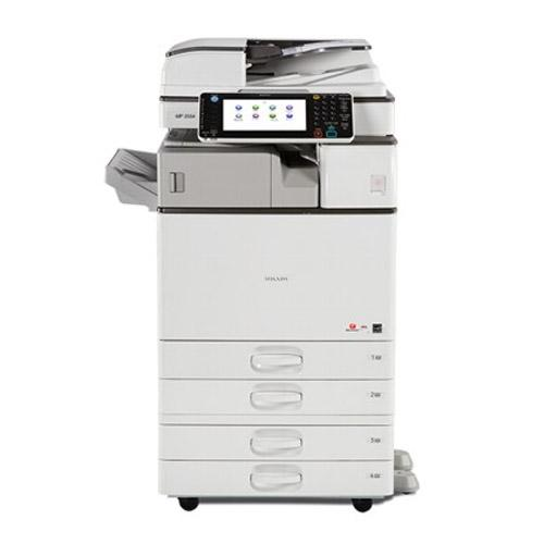 REPOSSESSED Ricoh Aficio MP C2503 Color Copy Machine 11x17 12x18 Photocopier - Only 21k Pages Printed