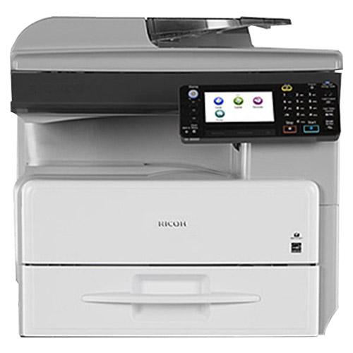 Pre-owned Ricoh MP 301spf Monochrome Laser Multifunction Printer