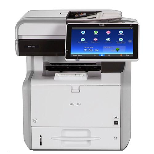 Absolute Toner $29/month Brand NEW Ricoh Copier MP 402 Black and White office Multifunction Printer Office Copiers In Warehouse