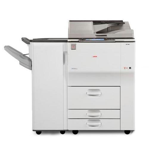 REPOSSESSED Only 36k Pages - Ricoh Multifunction High Volume MP 7502 B/W Printer Copier Colour Scanner 75PPM