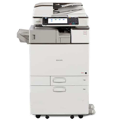 Ricoh MP C2503 2503 MPC2503 Color Copy Machine Photocopier 11x17 12x18 - only 56k pages