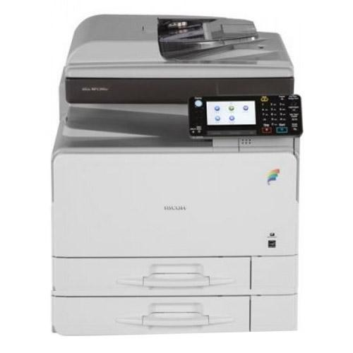 $17.99$/Month Ricoh MP C305spf Laser Color Printer with Copier Scanner 30 PPM