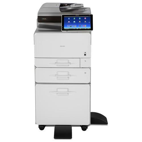 Absolute Toner $36.28/month REPOSSESSED Ricoh MP C407 Color Laser Multifunction HIGH QUALITY FAST Printer Office Printer, Copier, Scanner Warehouse Copier