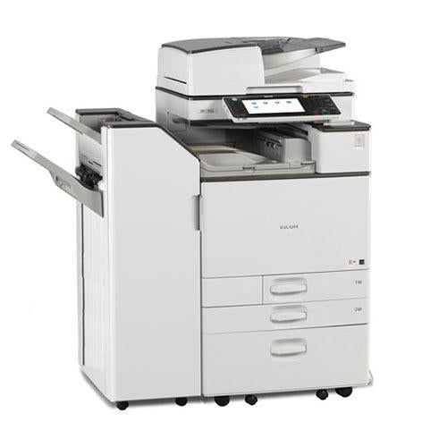 $ 59/Month Ricoh MP C5503 Color Copier Printer Photocopier 55PPM 11x17 12x18