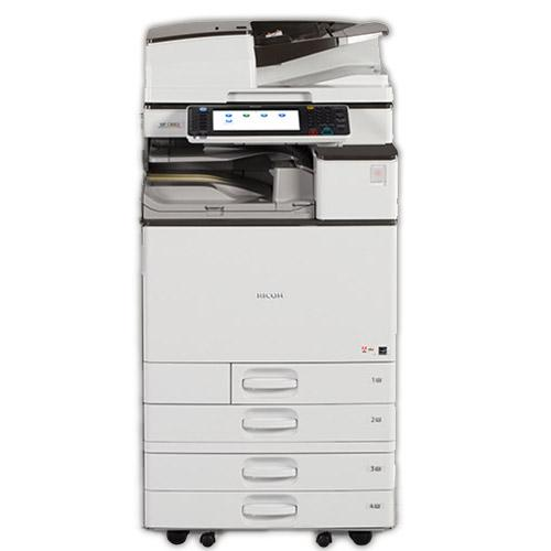 REPOSSESSED Only 69k pages Ricoh MP C5503 Color Copier Printer Photocopier 55PPM 11x17 12x18