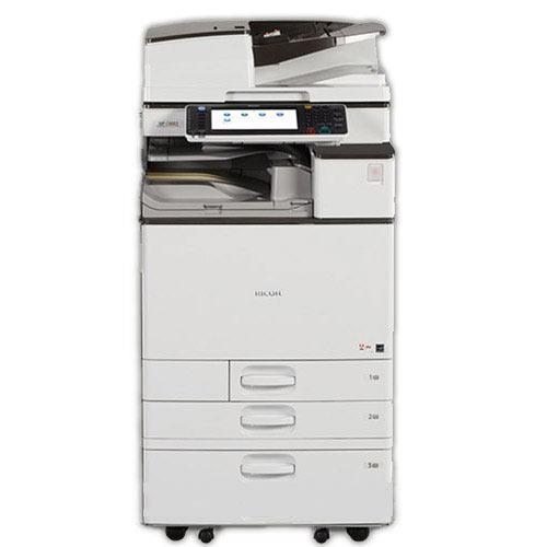 REPOSSESSED 55k Only Ricoh MP C5503 5503 Color Printer Photocopier 300gsm 12pt 11x17 12x18 High Speed 55PPM