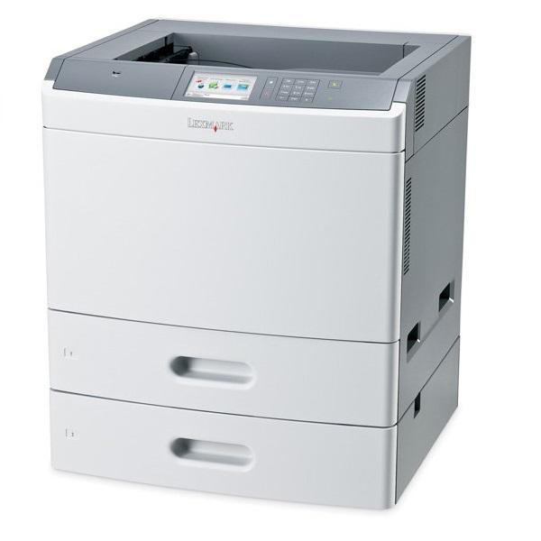 Absolute Toner Lexmark MS812dtn High-Speed Black & White Laser Printer, Large Capacity 2 Tray + Caster, Duplex For Office | Lexmark Monochrome Printer Showroom Monochrome Copiers