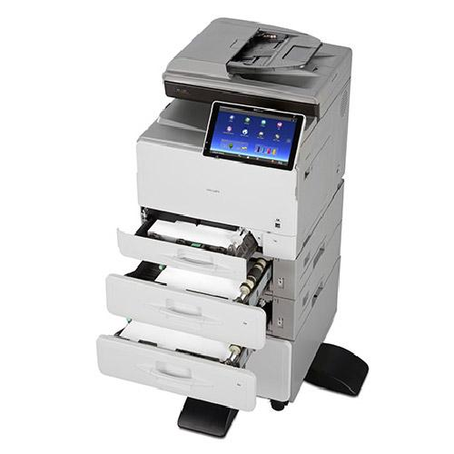 REPOSSESSED - Ricoh MP C307 Color Laser Multifunction HIGH QUALITY FAST  Printer