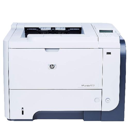Absolute Toner REPOSSESSED HP Laserjet P3015dn Monochrome Printer 42PPM Laser Printer