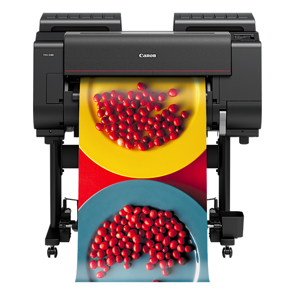 "Absolute Toner $75/mo. Canon ImagePROGRAF PRO-2100 24"" Plotter- Large Format Printer Large Format Printer"